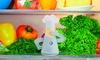 Désodorisant réfrigérateur chef cuisinier