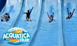 Acquatica Park - Milano: Ingresso all'Acquatica Park di Milano con scivoli e attrazioni - Valido tutta l'estate (sconto fino a 31%)