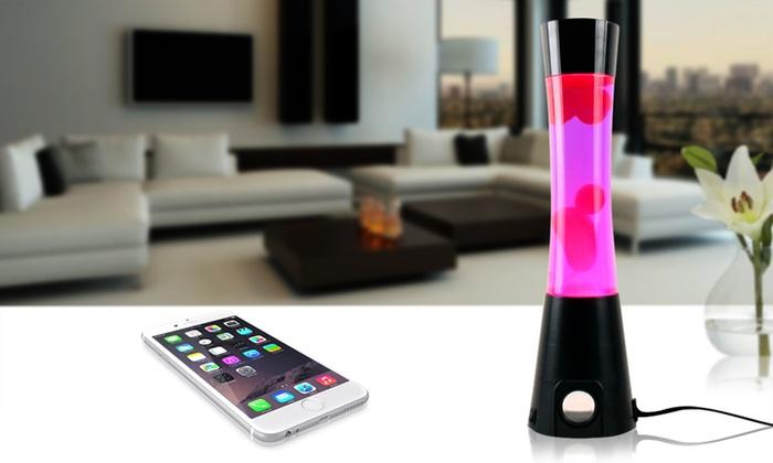 Groupon Goods Global GmbH: Bluetooth Lava Speaker ...