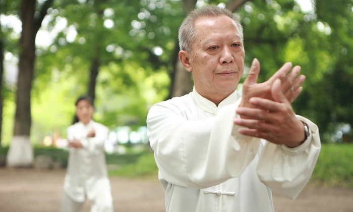 Summit Wushu Academy - Multiple Locations: Five or 10 Sessions of Tai Chi and Health Qigong at Summit Wushu Academy (Up to 72%Off)