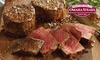 Omaha Steaks - Multiple Locations: Valentine's Day Steak Dinners from Omaha Steaks Stores (Up to 71% Off)