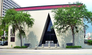 Florida Holocaust Museum: Visit for Two or Four or One-Year Family or Individual Membership to Florida Holocaust Museum (Up to 55% Off)
