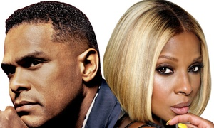 Maxwell and Mary J. Blige: King and Queen of Hearts Tour: Maxwell and Mary J. Blige on Saturday, November 19, at 7 p.m.