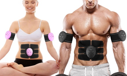 ThreeinOne ABS Legs and Arms Stimulator and Muscle Toner