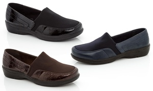 Rasolli Rock Women's Slip-On Comfort Shoes