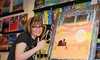 Whimsy Paint and Sip- Westminster - Orchard Towne Center, Westminster: $28 for an Adult Painting Class at Whimsy Orchard Paint and Sip ($45 Value)