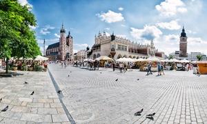 Kraków: 1-3 noce dla 2/3 osób ze śniadaniami