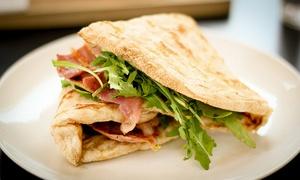 Stuzzicheria Come Mamma Sa Fa: Menu gluten free di 4 portate con vino per 2 o 4 persone al ristorante Stuzzicheria Come Mamma Sa Fa (sconto fino a 70%)