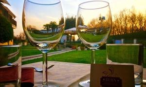 BURN Brianza: Menu Prelibatezze di Mare con 3 portate, dolce e bottiglia di vino per 2 o 4 persone da Burn Brianza (sconto fino a 75%)