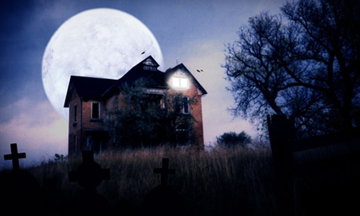Psychosis Haunted House - Psychosis Haunted House: General Admission for 2, 4, or 10 or VIP Admission for 4 to Psychosis Haunted House (Up to 59% Off)