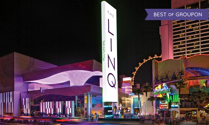 Trendy 4-Star Hotel on Las Vegas Strip with Dining Credit