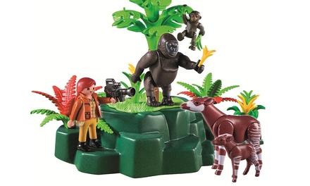 Playmobil Wildlife Set