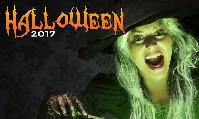 Aquaneva - Halloween Party