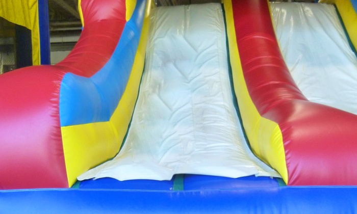 Westmont Yard - Westmont: $12 for a Kid's Outing with One Playroom Visit, One Mighty Tykes Class, and One Kid's Meal at Westmont Yard ($25 Value)