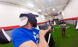 Arc Arena: One Hour of Archery for 2, 4, 6 or 8, or a Birthday Package at Arc Arena (Up to 53% Off)