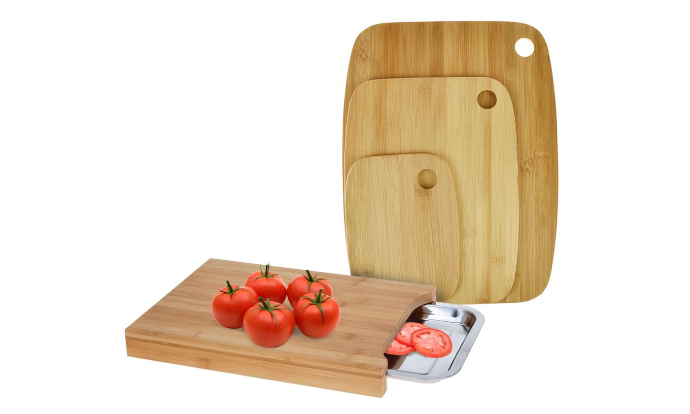 One or Two ASAB Bamboo Chopping Boards