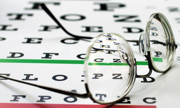 Roslyn Eye Centre - Albertson: $29 for an Eye Exam and $200 Towards Prescription Eyeglasses at Roslyn Eye Centre in Roslyn Heights