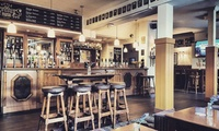 Burger and a Beer for Two or Four at The Fox And Duck (Up to 56% Off)