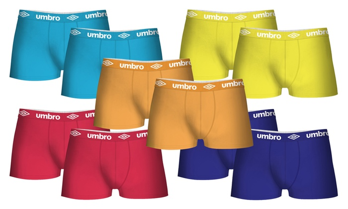 Shopping Pack HommeGroupon Umbro Boxers 10 DHIE9W2
