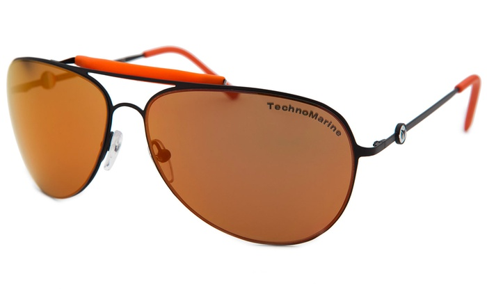 78 on technomarine unisex sunglasses groupon goods