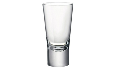 6 or 12 Bormioli Rocco Ypsilon Shot Glasses from £8.99