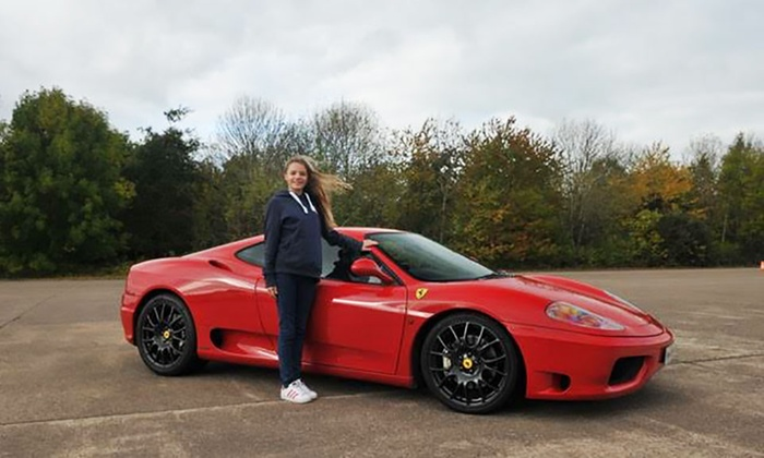 Ferrari 360 F1 - Throckmorton, Worcestershire | Groupon