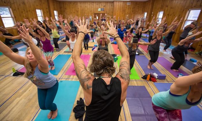 Yoga Classes Electric Soul Yoga Groupon