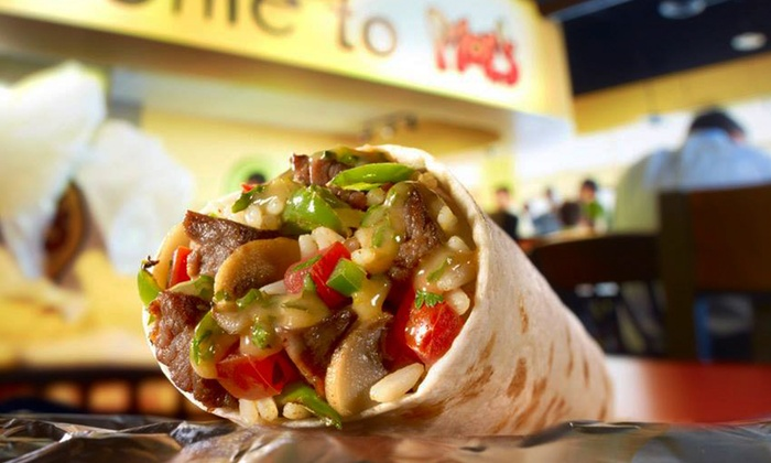 Moe's Southwest Grill - Millcreek: $7 for $14 Worth of Tex-Mex Food at Moe's Southwest Grill