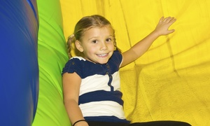 A Bounce For All Ages: Six-Hour Bounce-House Rental from A Bounce For All Ages (45% Off)
