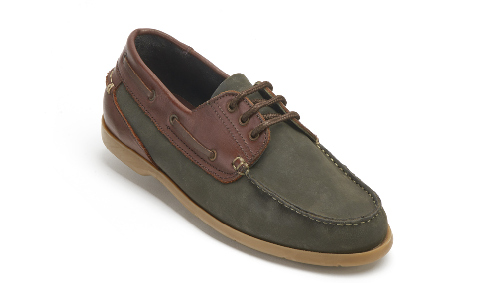 Men's Leather Deck Shoes From £19.99
