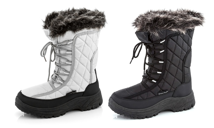 Womens Snow Boots - Cr Boot