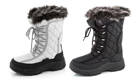 Snow Tec Women's Snow Boots | Groupon Goods