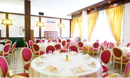Menu toscano e vino a Chianciano Terme a 29,90€euro