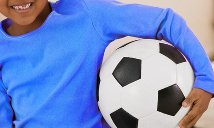 The Edge Sports Center - Flemington: Five Youth Soccer Classes or Birthday Party for Up to 10 at The Edge Sports Center (Up to 64% Off)