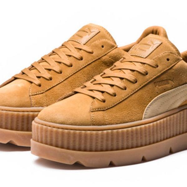Tot 30% op Puma Fenty platform sneakers | Groupon Producten