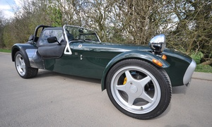 OCT Caterham: One-Day Catherham Sevens Roadsport Model Hire with OCT Caterham