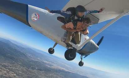 Skydiving oxnard