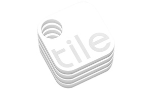 Tile Bluetooth Tracker (4-Pack)