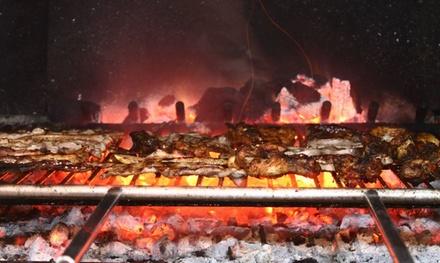 Buffet libre de comida y bebida para 2 personas desde 19,99 € en Brasería Vikingos