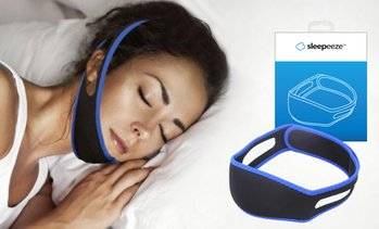 Sleepeeze Supporting Chin Strap