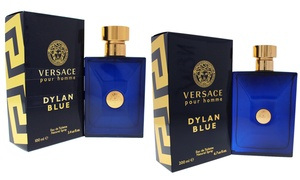 Versace Dylan Blue Eau de Toilette for Men (3.4 or 6.7 Fl. Oz.)