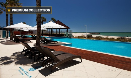 Mandurah: One to FiveNight TwoNight Apartment Stay for Two or Four with Wine and Nespresso at Seashells Mandurah