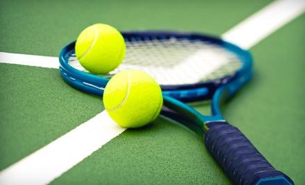 $50 Groupon to TennisTopia - TennisTopia in Rockville