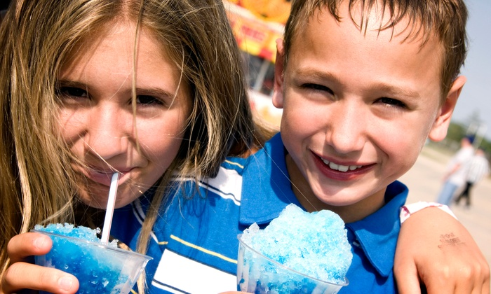 Boulder Snowie - Longmont: $12 for Four Groupons, Each Good for $5 Worth of Shave Ice from Boulder Snowie ($20 Total Value)