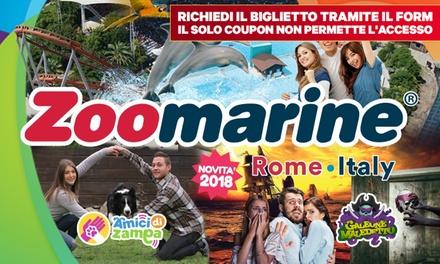 Zoomarine, Roma a 18euro