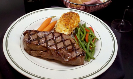 Gourmet Prime Rib Restaurant Lunch or Dinner at Gulliver's Prime Ribs of Beef (Up to 60% Off).