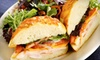 Honey Heaven & The Bee-stro Cafe - Springfield: Bistro Food and Drinks at Honey Heaven & The Bee-stro Cafe (53% Off). Two Options Available, Parties of 4+ May Combine.