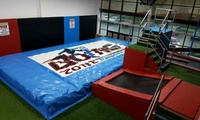 Trampoline Party for Ten Kids at Boing Zone Trampoline Park Cannock