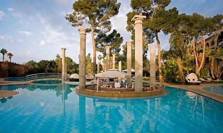Marrakech: fino a 14 notti per 2 con colazione, spa, fitness e accesso Theatro al Es Saadi Marrakech Resort Palace 5*