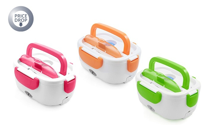groupon electric lunch box